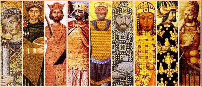 Emperors of Byzantium